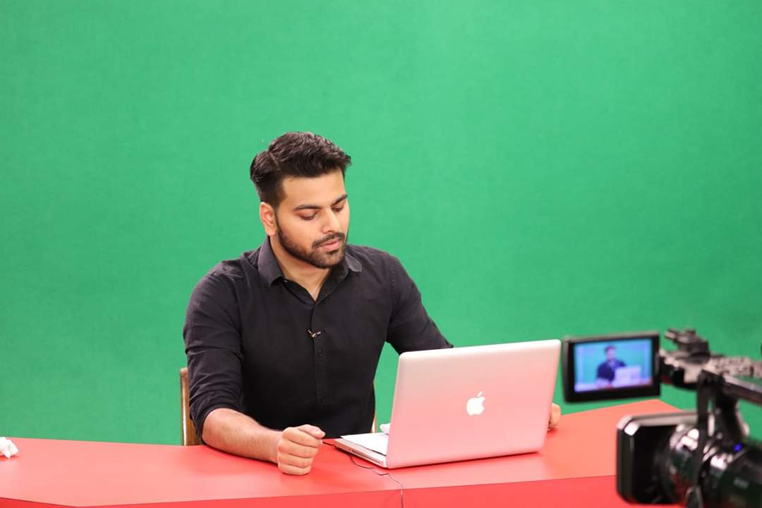 Rahul Sharma | CEO & Founder – Instant Production |