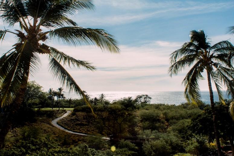 Hapuna Beach Prince Hotel Room View