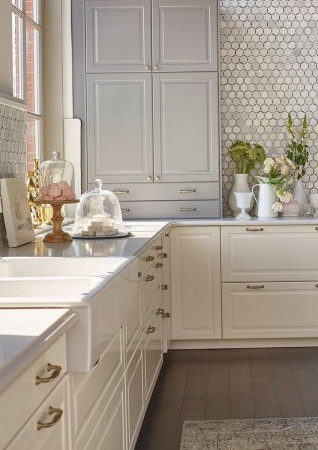 7 Easy Ways to Make Ikea Kitchens Look Custom | Lost Luxe