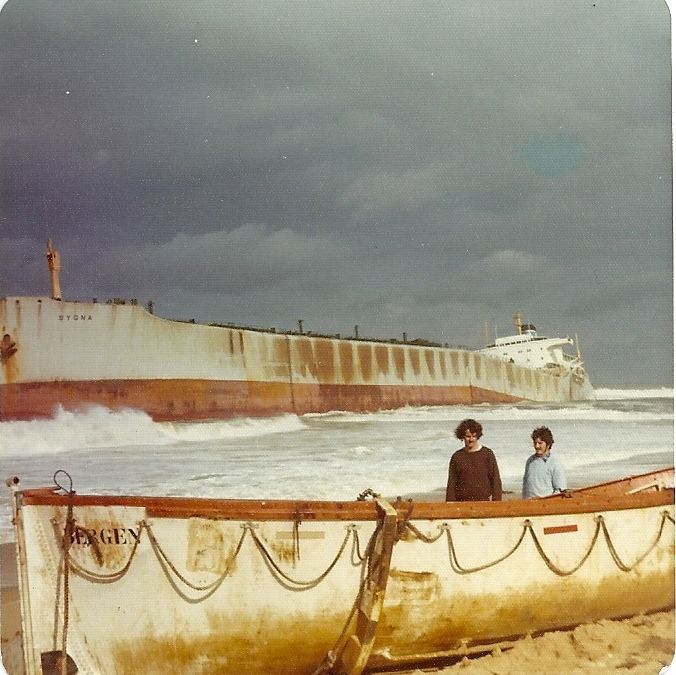 Sygna 1974 photo by Lost Newcastle member Kris Eyre