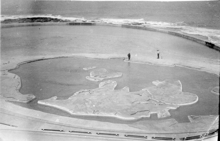 Young Mariners Pool at Newcastle Baths - photo posted by Lost Newcastle member
