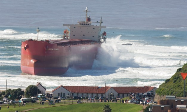 The 'Pasha Bulker' Storm – June 2007