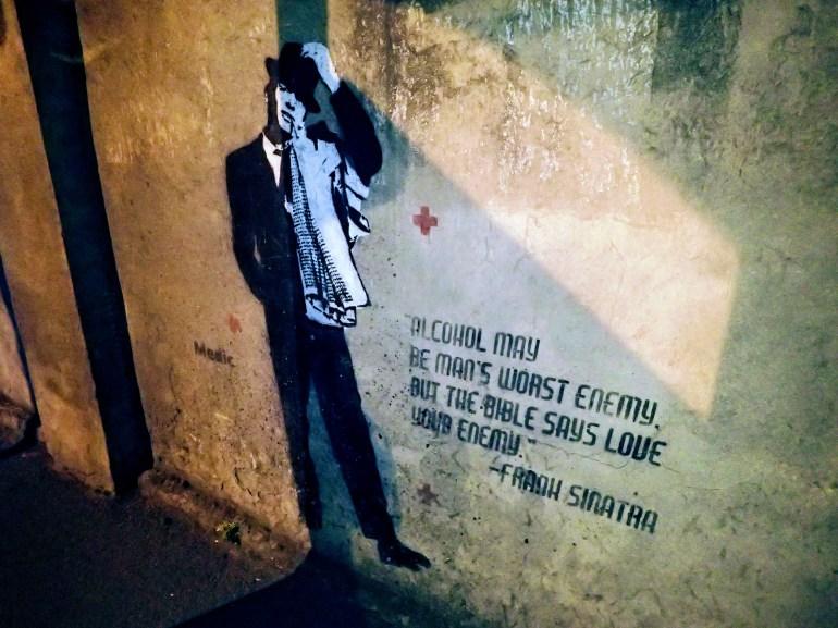 Well said, Sinatra