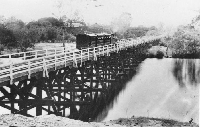 Guildford Railway Bridge