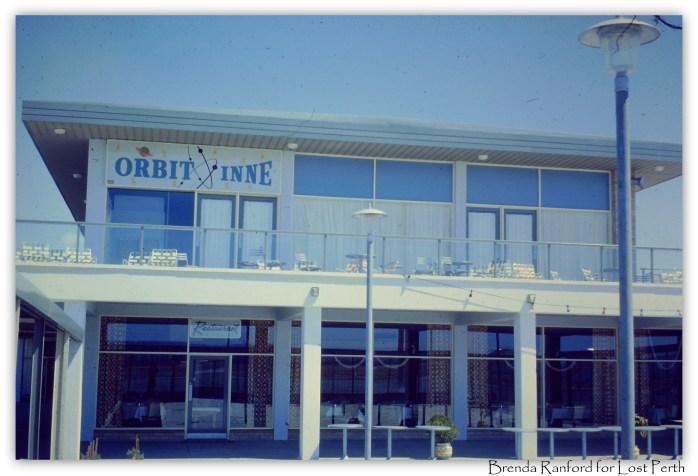 Perth Airport Orbit Inne