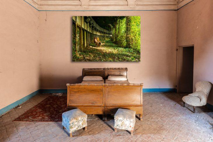 green paradise – wall