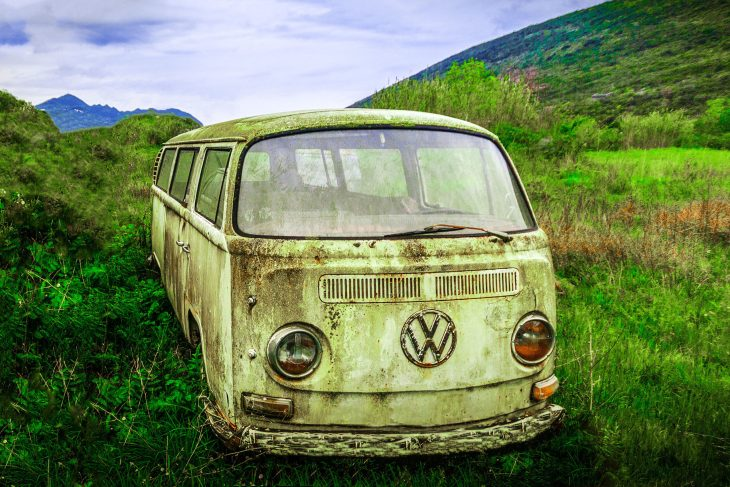 my old green rusty girl – picture