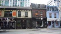 Store Fronts-toronto Lost Toronto