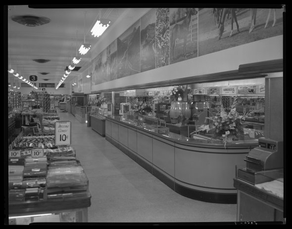 I Miss the Kresges and Woolworths Lunch Counter  Lost Toronto