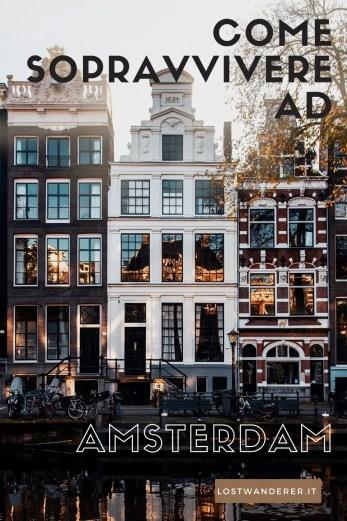 Manuale di sopravvivenza ad Amsterdam pin per Pinterest