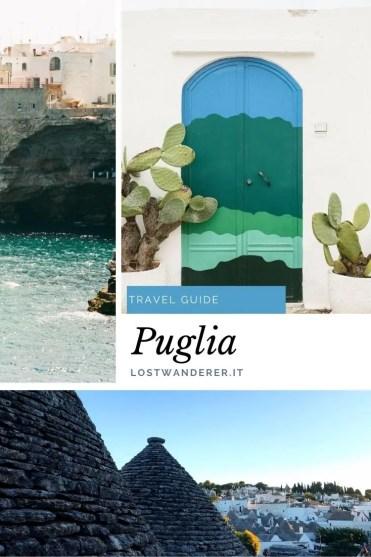 Puglia pin per Pinterest