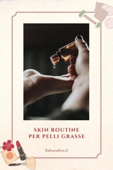 M&R Skin Routine per Pelli Grasse pin per Pinterest