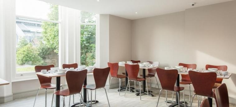 Sala colazione del Mowbray Court Hotel