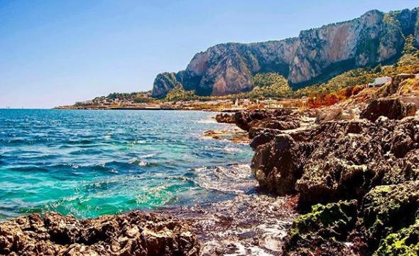 Scogliere dell'Addaura, spiagge più belle del Palermitano