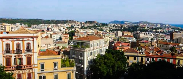 Cagliari, Tappa del nostro on the road in Sardegna