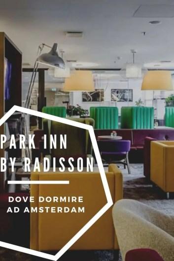 Park Inn by Radisson Amsterdam Schiphol pin per Pinterest