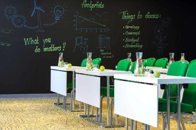 Meeting room al Park Inn di Schiphol