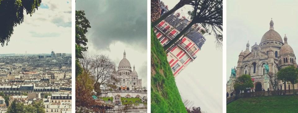 Montmartre, il quartiere più nstagrammbile di Parigi