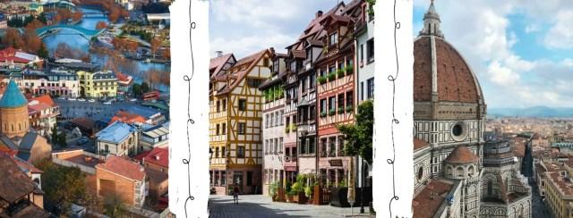 Oroscopo per viaggiatori: le mete dei segni di terra sono Georgia, Germania e Firenze