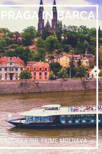 Praga in barca pin per pinterest
