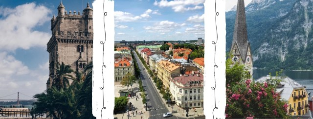 tour gastronomico Europra tra Portogallo, Lituania e Austria