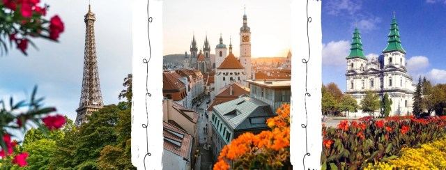 tour gastronomico Europa tra Francia, Repubblica Ceca e Ucraina