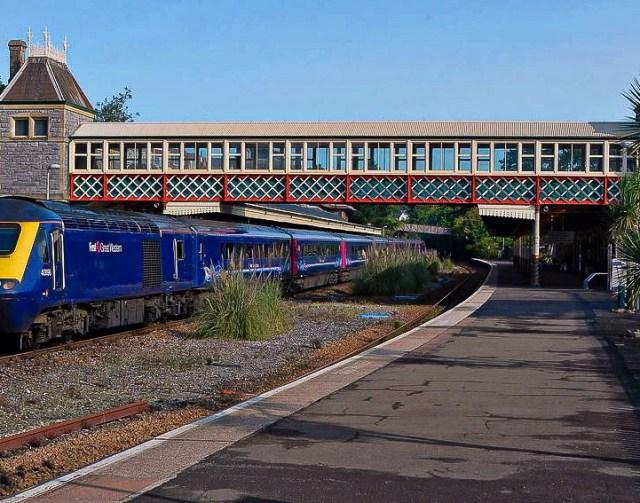 Torquay in un weeken: la stazione