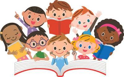 reading children clipart program clip arc collection olds arts friends