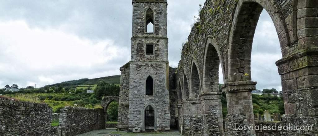 un día de castillos en irlanda