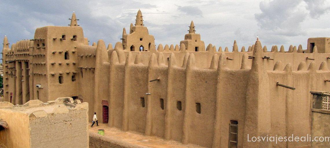 mezquita de djenne