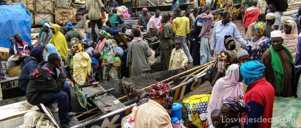 mopti la venecia del niger