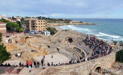 teatro romano de tarragona
