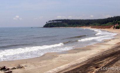 playa de Vinh Moc