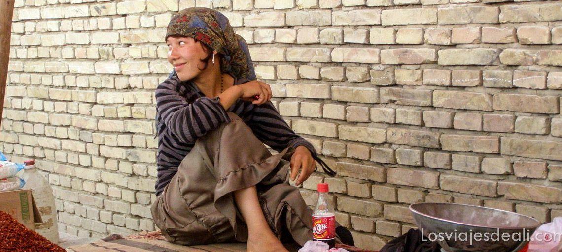 mercado de yarkand china
