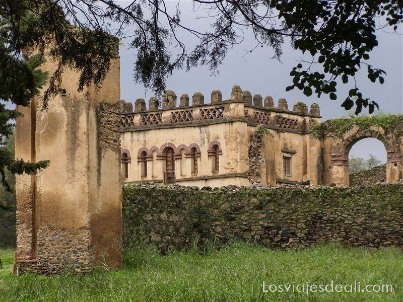 gondar castillos