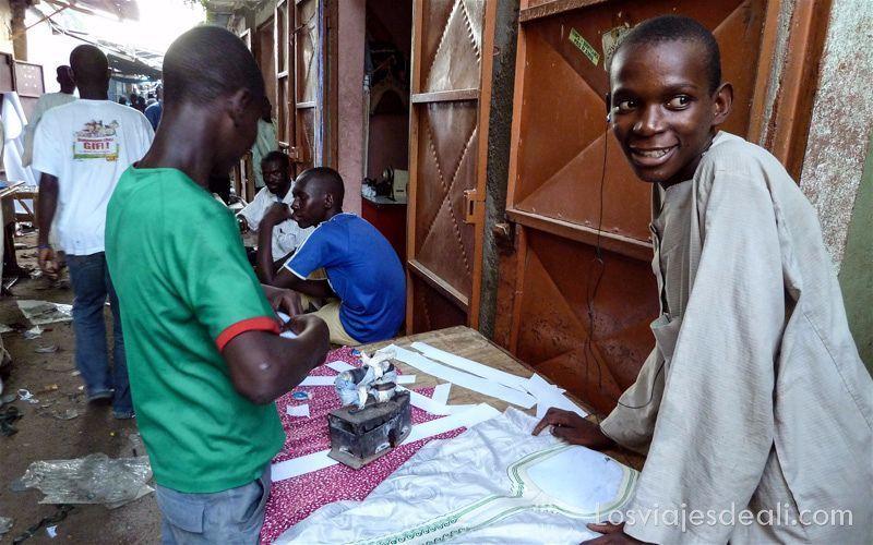 la ciudad más poblada del extremo norte de Camerún