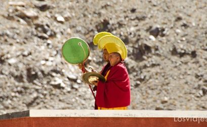 valle del indo monasterio Liker de Ladakh