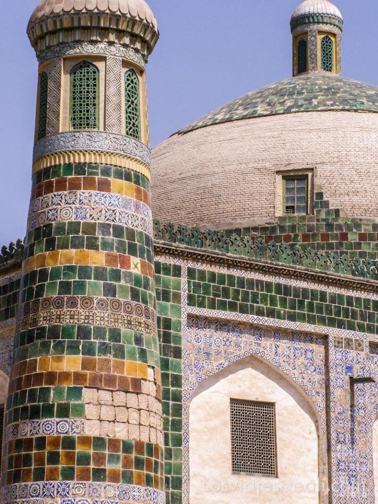 mausoleo Abakh Khoja en China