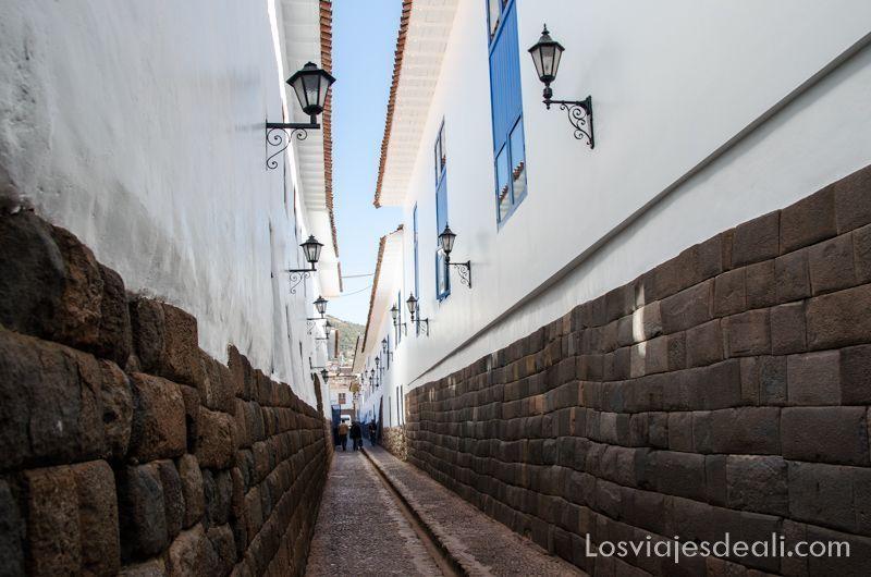 calles antiguas de cuzco