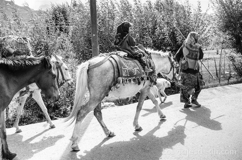 pueblos de cachemira nómadas
