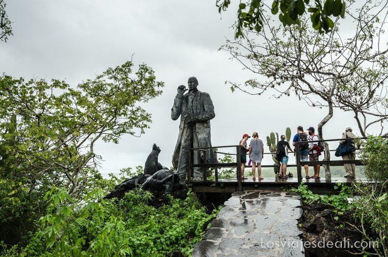 mirador isla San Cristóbal