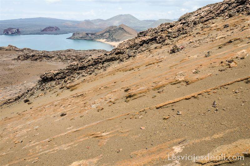 volcanes de islas galápagos