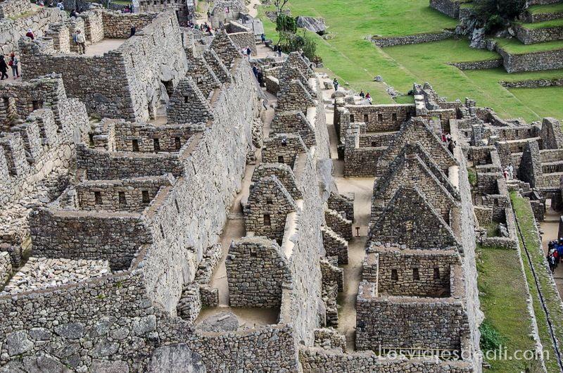 antigua ciudad de Machu Picchu