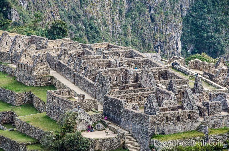 casas en Machu Picchu