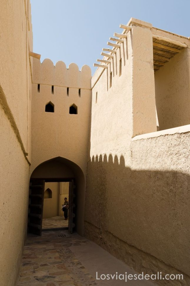 patrimonio de la humanidad en oman puerta bahla