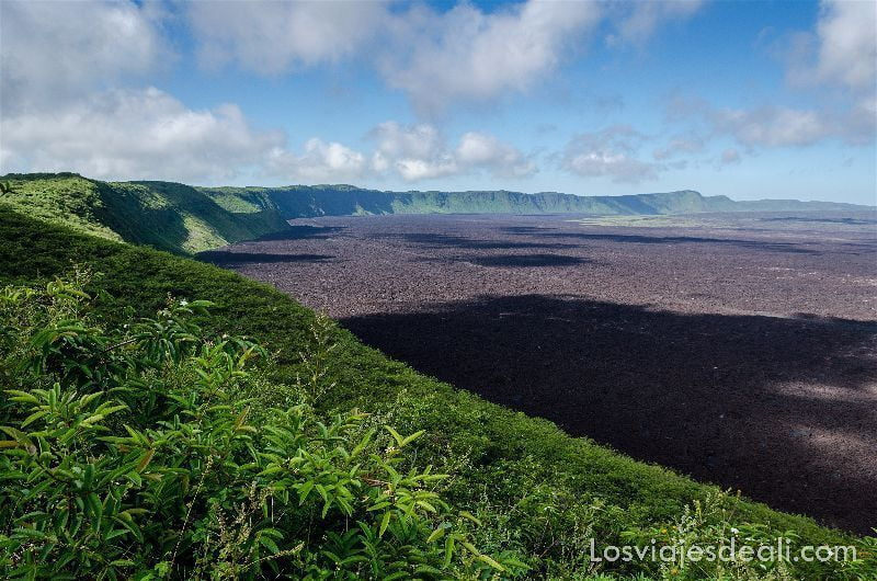isla isabela volcán