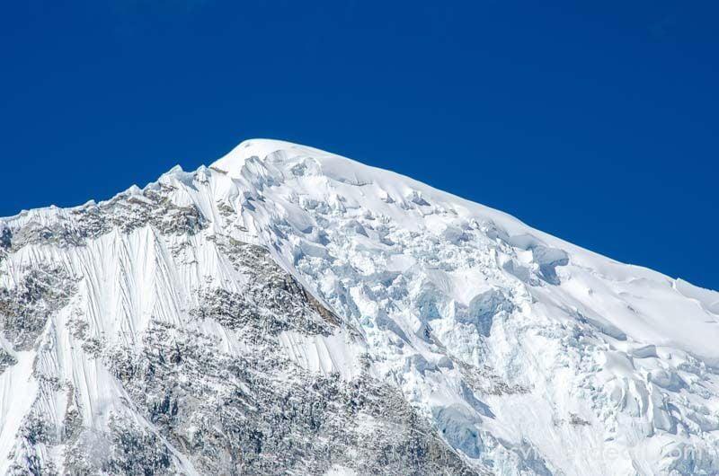 parque nacional de huascaran pico nevado