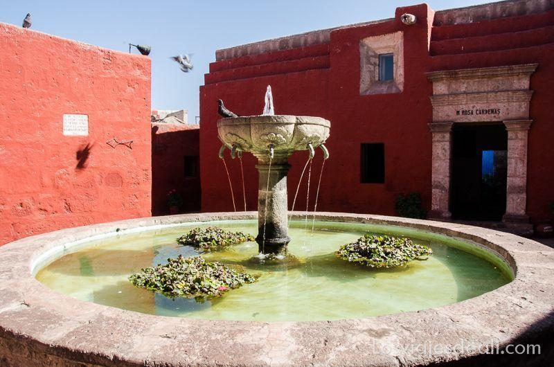 plaza Zocodover de Arequipa