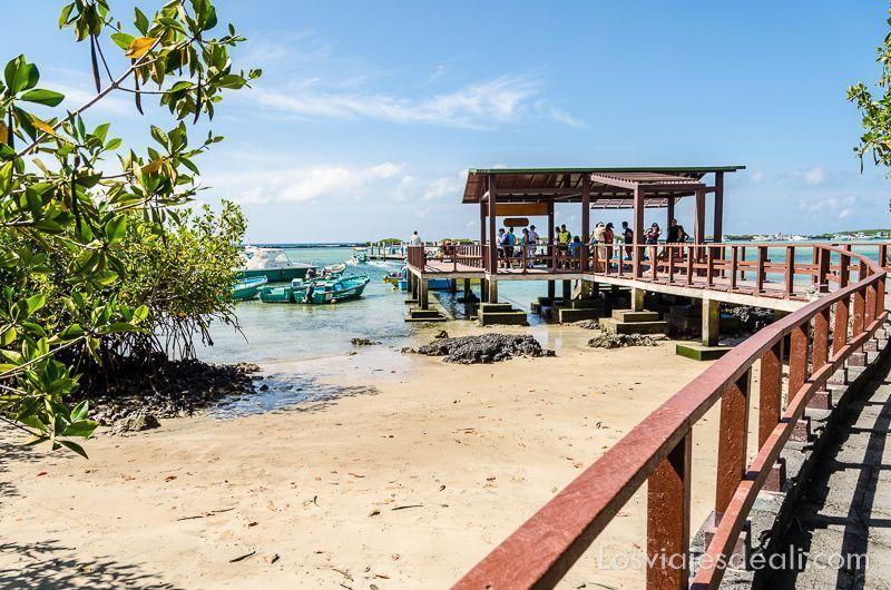 puerto de isla isabela