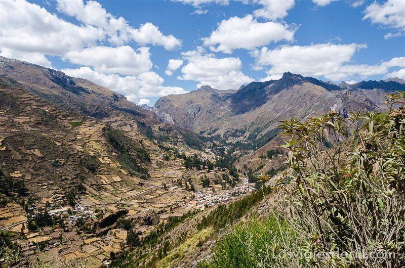 valle chavín de huantar